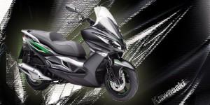 Skutik 125cc Kawasaki Siap Rilis Akhir Bulan