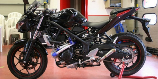 Spesifikasi Dan Maksimal Power Yamaha R3 Supercharged