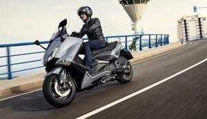 Yamaha Luncurkan Yamaha NMax Edisi Terbaru Dengan Nama TMax Lux Max