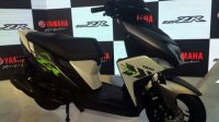 Yamaha Luncurkan Cygnus Ray-ZR di India Yang Sudah Bermesin Blue Core 115 cc