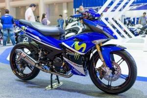 Inilah Tren Konsep Modifikasi Racing Look Yamaha Jupiter MX 2016