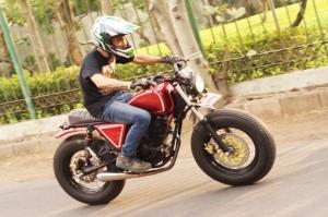 Modifikasi Japs Style Scorpio 2013, Tampil Eksekutif Masa Kini