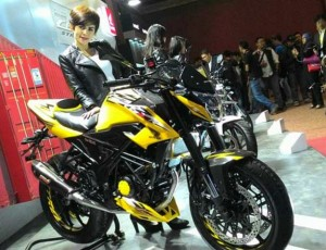 Modifikasi King of Streetfighter Pada All New CB150R