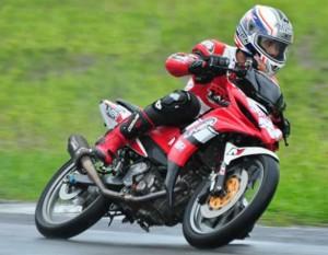 Modifikasi Mesin Yamaha New Jupiter MX, Target Jadi Juara Fun Race